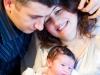 doğum aile fotoğrafları