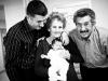 doğum aile fotoğrafı