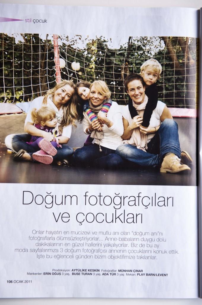 doğum fotoğrafçıları