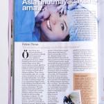 doğum fotoğrafçıları röportaj bebeğimle elele dergisi
